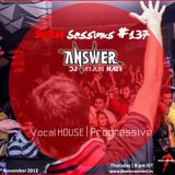 BURN Sessions #137 - DJ ARJUN NAIR - November 2013