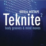 Teknite 2 mixtape by 1DERL&