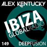 149.DEEPFUSION @ IBIZAGLOBALRADIO (Alex Kentucky) 09/10/18
