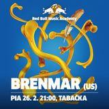 PODCAST Red Bull Music Academy Night w/ Brenmar | Kosice