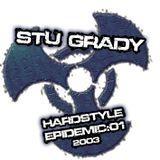 Stu Grady - Hardstyle Epidemic Vol.1