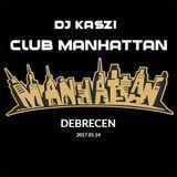 Dj Kaszi -Live@Club Manhattan, Debrecen 2017_01_14