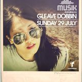 Musik @ Thompsons feat Gleave 29-7-18