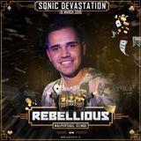 Sonic Devastation – Rebellious #12 Promo Mix