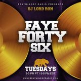 Faye Forty Six - Beatminerz Radio (Feb 5, 2019)