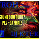 Sound Soul Purity Pt. 2 da Finale!