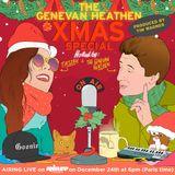 The Genevan Heathen Xmas Special (Live on Rinse FM)