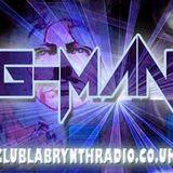 G-Man Club Labrynth Radio - 051215