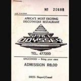 Space Odyssey (1990), Salt River, Cape Town