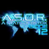 A.S.O.R. [episode 12] - DJ TELSO & DJ PAUL