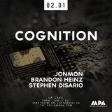 Stephen Disario LIVE @ Modern Disco Ambassadors: Cognition at La Cave, Costa Mesa