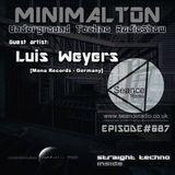 Luis Weyers @ Episdode #087 Minimalton RadioShow [Germany] Seance Radio [UK]