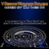 V Sessions Worldwide Exclusive #024 FSOE Special Mixed by Dj Ives M