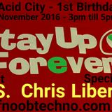 Lee S. - Lincoln Acid City First Birthday - SUF warm up set
