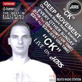 CK Presents Deep Movement Live On HBRS 29 - 10 -17