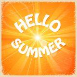 Summer Greeting mini Mix