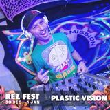REZ FEST 2017-2018 (1 Jan 2018 11h30-12h30) --- PLASTIC VISION