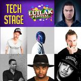 Mikee @ Luilak Festival Tech Stage Opening Set 22-05-2015