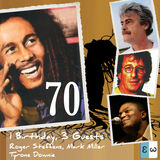 Bob Marley 70th birthday special with 3 interviews and rare music