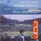Paul Oakenfold - Journey by Dj Vol. 5