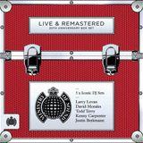 ~ Justin Berkmann - MinistryOf Sound, Live & Remastered (20th Anniversary) ~