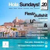 #HolaSundays #Week11 By: Manuel Grandi   OD Ocean Drive - Ibiza
