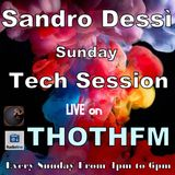 """""""Sunday Tech Session"""" Live on ThothFm   with   Sandro Dessì (do you like this #Mixcloud?)"""