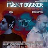Funky Bunker Nottingham Live session Sunday 23rd July 2017
