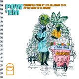 "POW'EM N°1 - Powerfull Poem by Aillacara 2743 ""On The Road To El Dorado"""