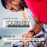 Journey - 86 guest mix by Muku Muku ( Sri Lanka ) on Cosmos Radio - Germany [03.10.18]