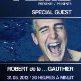 Robert De La... Gauthier live 31-05-2013 sur/on ACXIT radio