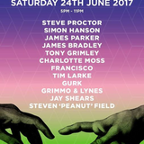 Grimmo Re-Connect Summer 2017 Boat Party by D.Grimley