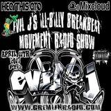 EviL J's iLL-BiLLy BreakBeat Movement Radio Show 4.11.2017 pt.2 www.gremlinradio.com