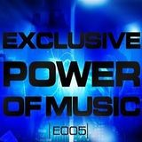 Marco Donati @ Exclusive Power Of music vol. 005 (Live on the Power-Basse.pl) 28.06.2014r.