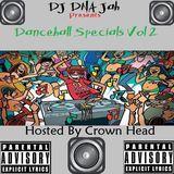 DJ DNA Jah - Dancehall Specials Mixtape Vol 2