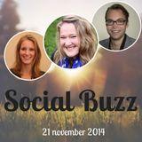 Social Buzz #24 | 21 november 2014 | 1ste uur