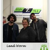 Interview with Michael and Jona from Lead Worm on The Local - SA - 19 July 2018