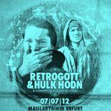Introducing Retrogott & Hulk Hodn fka. Huss und Hodn
