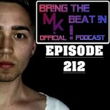 BR!NG THE BEAT !N Official Podcast [Episode 212]