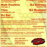 DJ Entropy - Live at Higher