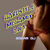 HARDSTYLE MEGAMIX 2013 (3 HOURS NO STOP MIX)