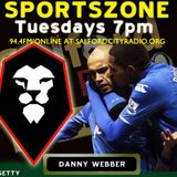 Danny Webber on Salford City FC's new season and David De Gea situation