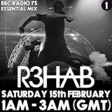 R3hab - Essential Mix - 15-Feb-2014