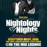 SculpturedMusic - Live mix at In The Mix Lounge (Maftown)