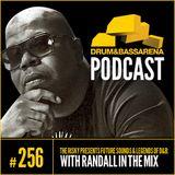 The Risky Presents Future Sounds & Legends of D&B: DJ Randall (#256)