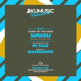 Kumusic Radioshow Ep.192 - Guest of the week: Simioli