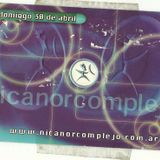 "NICANOR ""CLUB GLOBAL"" TRANCE & PROGRESSIVE HOUSE BY RAMIRO PEDEMONTE (ripped from tape) YEAR 1999"