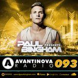 093 PAUL BINGHAM - AVANTINOVA RADIO