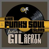 the Funky Soul story S13/E08 - TRIBUTE TO GIL SCOTT-HERON (april 2019)
