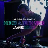 Live @ BarSo 12th May 18 - House & Tech vibes from the Dome